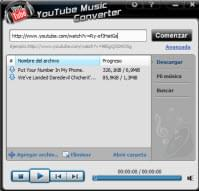 Descargar Batch youtube canciones