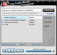 convertir YouTube a MP3