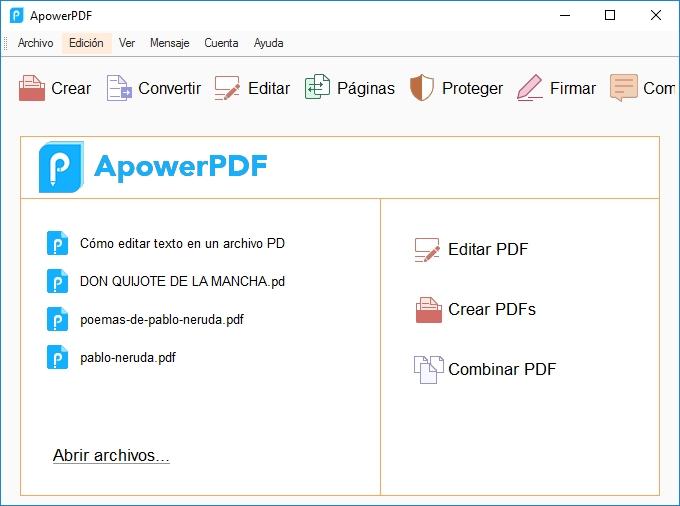 Cómo copiar texto de archivos PDF